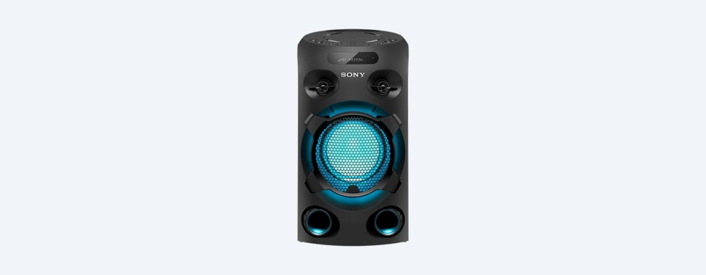 Images de Système audio high-power V02 avec technologie BLUETOOTH®