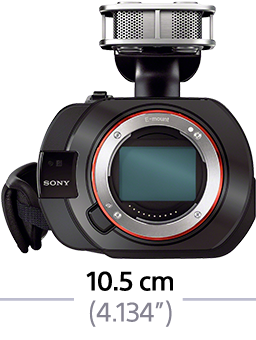 Picture of VG900 Interchangeable-Lens Full-Frame Handycam®