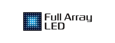 شعار Full Array LED