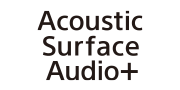 Logótipo Acoustic Surface+