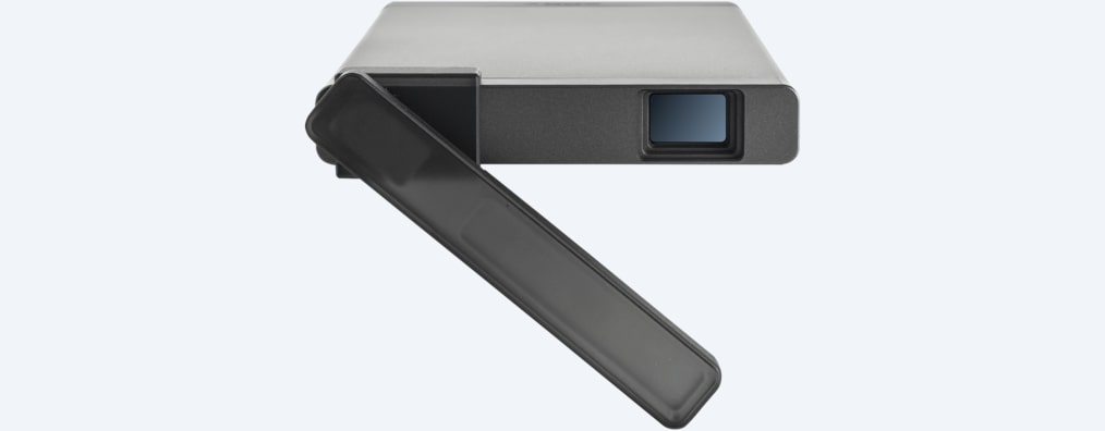 Images of MP-CL1A mobile projector from Sony