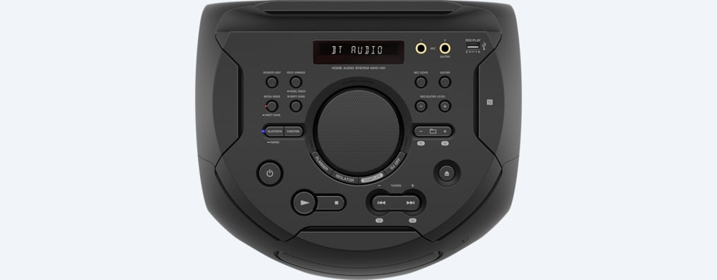 Images de Système audio high-power V21D avec technologie BLUETOOTH®