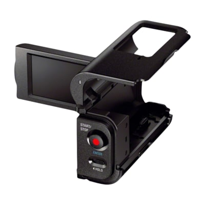 Picture of AKA-LU1 Handheld Grip With LCD Screen for Action Cam