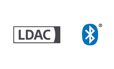 Logo LDAC Bluetooth®