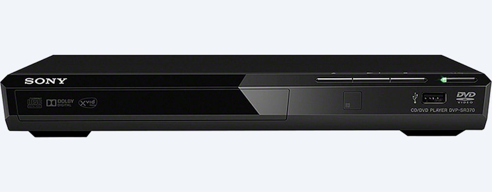 Images of DVD Player with USB Connectivity
