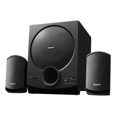Image de Enceinte satellite Home Cinema 2.1 canaux