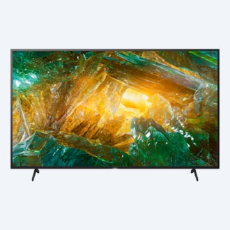 Image de X80H | 4K Ultra HD | Contraste élevé HDR | Smart TV (Android TV)