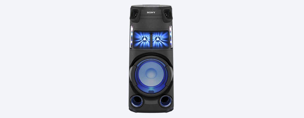 Images de Système audio high-power V43D avec technologie BLUETOOTH®
