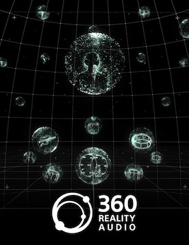 Filme de conceito do 360 Reality Audio