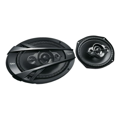 "Picture of 16 x 24cm (6 x 9"") 4-Way Coaxial Speaker"