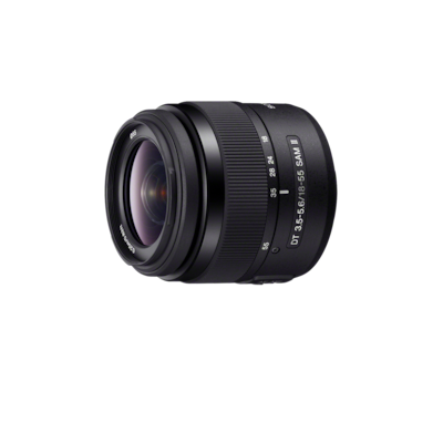 Picture of DT 18–55mm F3.5–5.6 SAM II