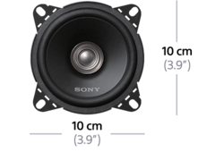 "Picture of 10cm (4"") Dual Cone Speaker"