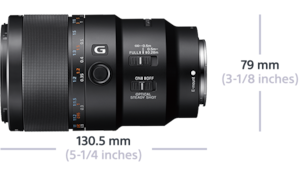 Picture of FE 90mm F2.8 Macro G OSS