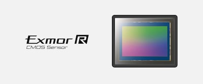 Image showing the Exmor R CMOS image sensor