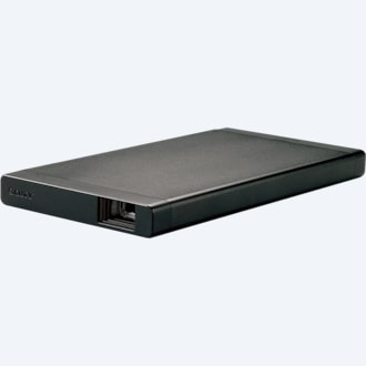 Picture of MP-CL1 mobile projector from Sony