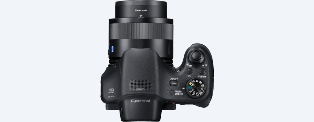 Images of HX350 Compact Camera with 50x Optical Zoom