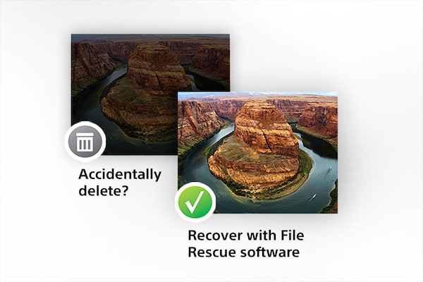 File Rescue Downloadable Software