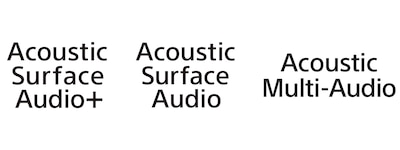 شعارات Acoustic Surface Audio