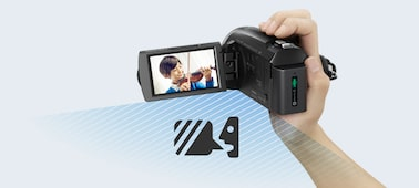 Picture of PJ675 Handycam® with Built-in Projector