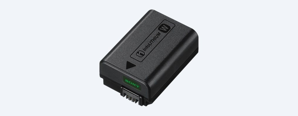 Images of NP-FW50 W-series Rechargeable Battery Pack