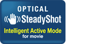 SteadyShot OPTIQUE