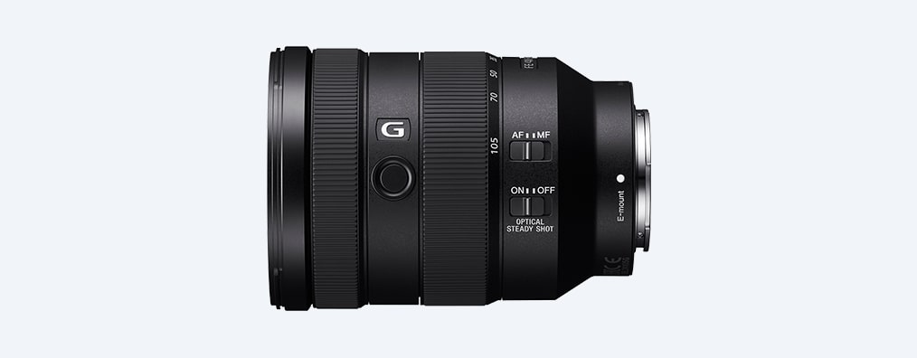 Images of FE 24-105mm F4 G OSS Lens
