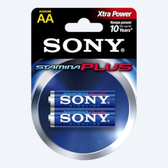 Picture of STAMINA PLUS Batteries (AA)