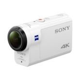 صورة كاميرا FDR-X3000 4K Action Cam مع Wi-Fi®‎ وGPS