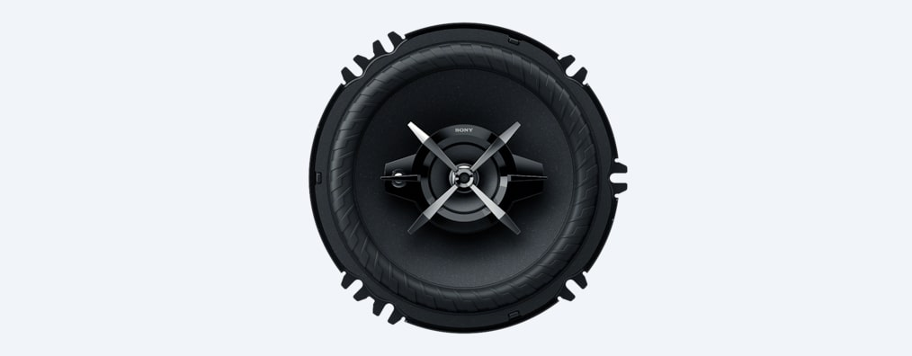 "Images of 16cm (6.3"") 3-Way High Power Coaxial Speaker"