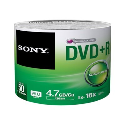 Picture of DVD+R Bulk Pack
