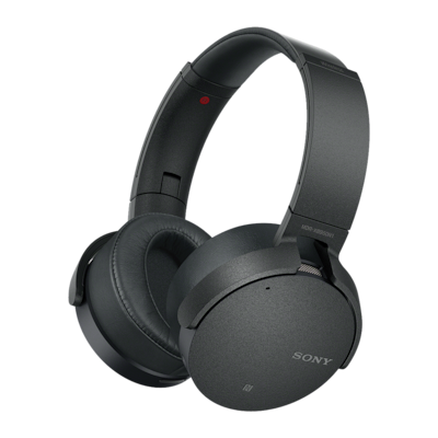 Image de Casque sans fil à réduction de bruit EXTRA BASS™ MDR-XB950N1