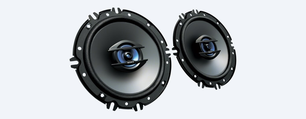 "Images of 16cm (6.3"") 2-Way Coaxial Speakers"