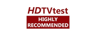Logótipo do prémio da HDTVtest