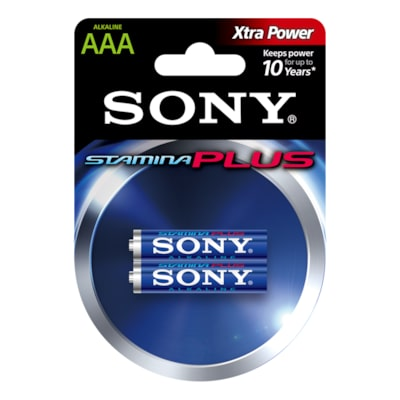 Picture of STAMINA PLUS Batteries (AAA)