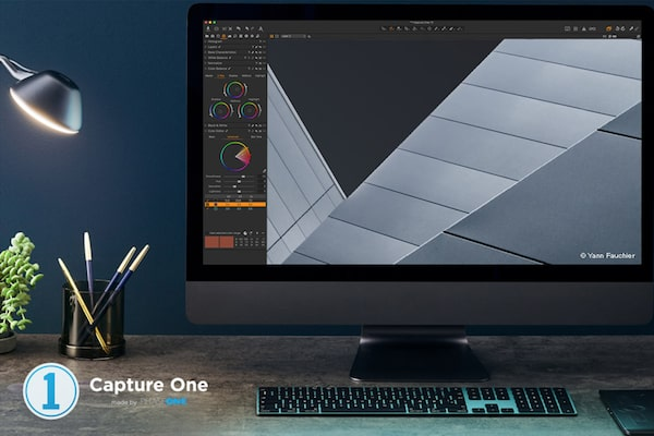 Capture One para a Sony