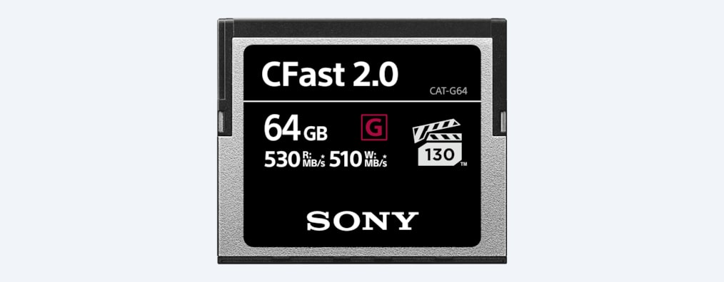 Images of G Series CFast 2.0 Memory Card