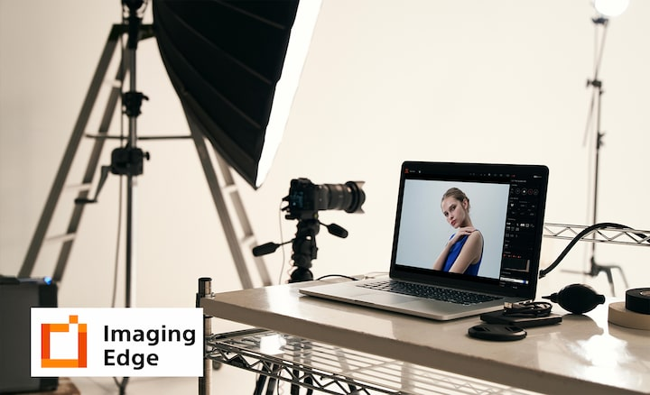 Imaging Edge™ Remote, Viewer, et Edit